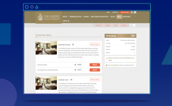 booking engine hotels