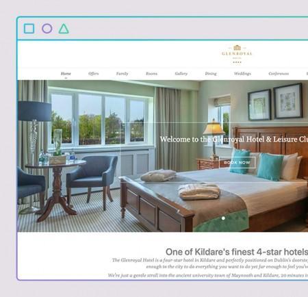 glenroyal web project