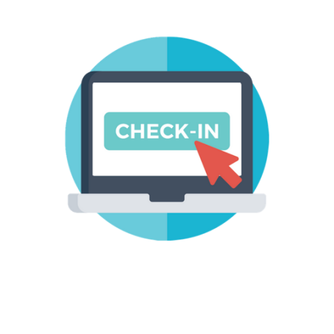 online check-in for hotels