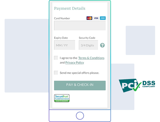 integrated payments online check-out