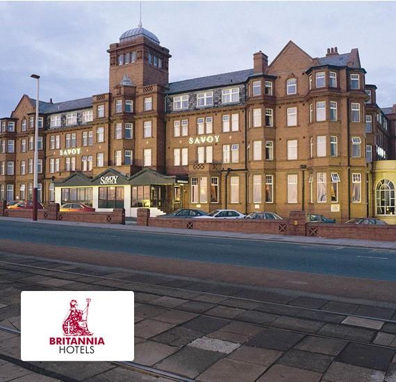britannia hotels website